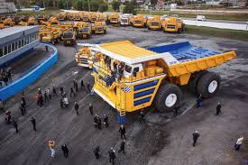 Biggest Truck In The World: The 5 Biggest Dump Trucks