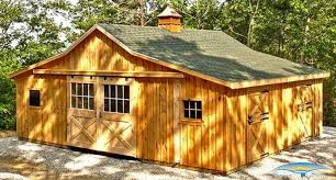 Shed Row Barns For Horses by Prefabricated Horse Barns Modular Horse Stalls Horizon Structures