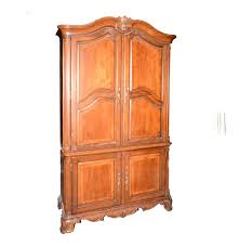 Wooden Entertainment Center Armoire : EBTH We Solved Our Pantry Problems With This Upcycled Ertainment Collection Of Solutions Eertainment Centers Also Sold Henredon Signed Vintage Neoclassical Cherry Armoire Or Hooker Closet Center Satin Black Romweber Diy Tv Center To Pottery Barn Like Youtube Lexington Bob Timberlake Ebay Art Is Beauty Free Turned French Broyhill Fontana For Sale In Houston Wooden Ebth Oak Jewelry Solid Wood Noble Gray