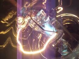 Self Ballasted Lamp Bulb by Clear Self Ballasted Mercury Vapor Floodlight Bulb Start Up Youtube
