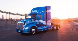 100 Kenworth Truck Company And Toyota Collaborate To Develop Zero