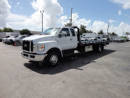 2017 Used Ford F650 21.5FT CHEVRON ROLLBACK TOW TRUCK..(LCG) At Tri ...