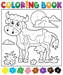 Coloriage Vache Plus Cool Beau Dessin Imprimer Chat Et Chien