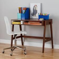 Threshold Campaign Desk Dimensions by Prairie Desk Walnut The Land Of Nod