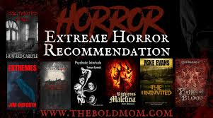 Quick Recommendation Extreme Horror