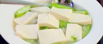 recettes de tofu soyeux et de dessert