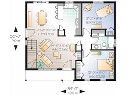 Get Small House Plans Two Bedroom House Plans