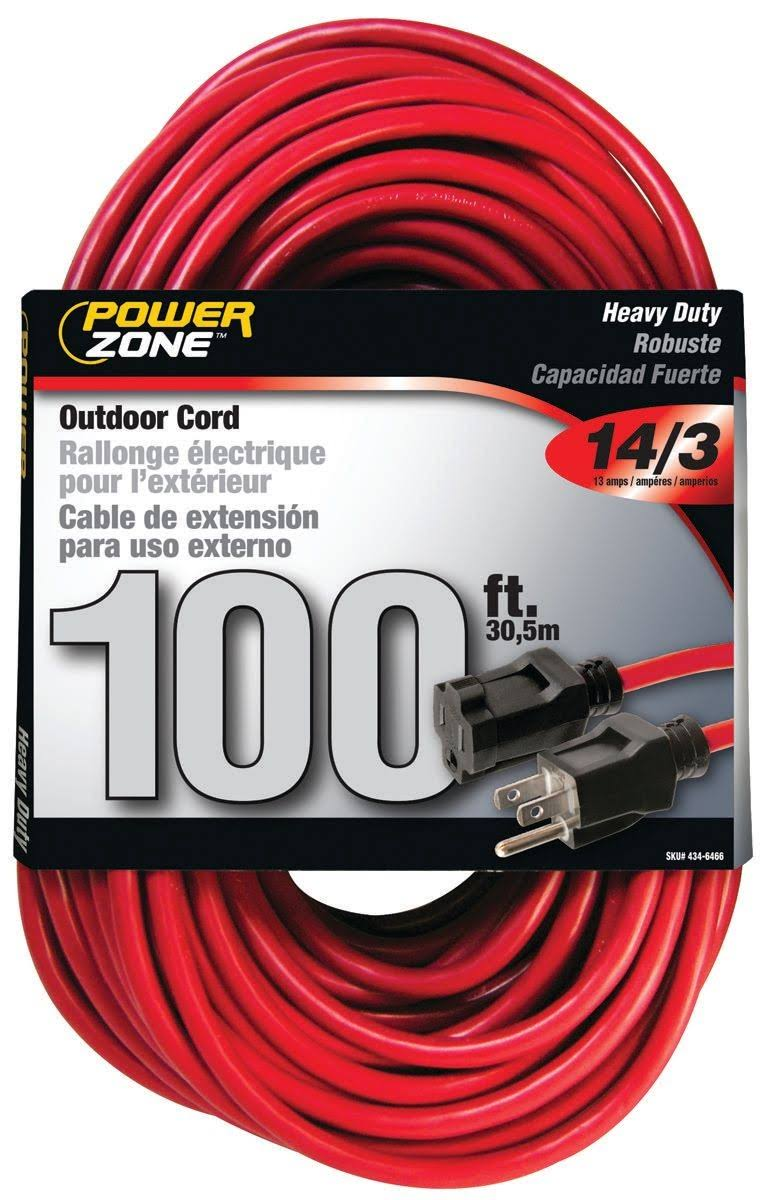 Power Zone Extension Cord - 100'