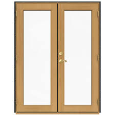 Outswinging French Patio Doors by 60 X 80 Jeld Wen French Patio Door Patio Doors Exterior