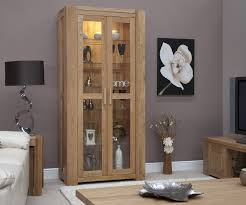 Image Of Modern Curio Cabinet Picture