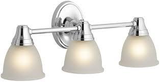 Kohler Forte Bathroom Faucet by Kohler K 11367 Cp Transitional Triple Light Sconce For Forte