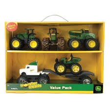 John Deere 5-inch Monster Treads 6-Piece Value Set - 46053 | All ... Buy Tonka Strong Arm Cement Truck In Cheap Price On Alibacom Garbage Toys Online From Fishpdconz Trucks Walmart Wwwtopsimagescom April 2017 Fishpondcomau With Lever Lifting Empty Action Gallery For Wm Toy Babies Pinterest