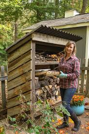 Free Plans For Building A Wood Storage Shed by How To Build A Wood Storage Shed Pretty Handy