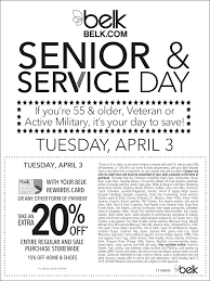 Senior & Service Day In Cornelia, GA, Shopping & Retail ... Belk Coupon Code Up To 25 Off Free Shipping Computer Parts Online Stores Coupons Extra 20 At Wwwbelkcom Credit Card Bill Payment Guide Promocalendarsdirect Com Promo Instrumart Discount Store In Oak Ridge Renovated More Come Best Women Clothing Service Saint Marys Ga Womens Refer A Friend Earn Off Milled How Find A Working Crocs Promo Code One Extremely Give Away 2 Million Gift Cards On Thanksgiving Celebrates 130 Years Belk Fall Home Sale Regular And Items
