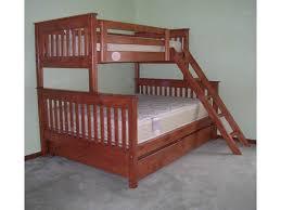 B029 XL Twin Queen Bunk Bed