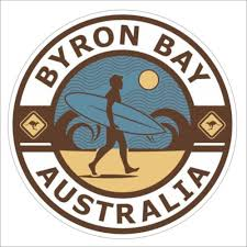 100 Bay Truck Accessories 2019 FOR Byron Australia Laptop Car Helmet Vinyl Sticker