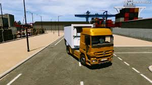 Truck Driver Delivering Closed Beta | The Indie Game Website