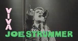 Joe Strummer Mural New York City by Documentary Viva Joe Strummer The Story Of The Clash Surveys The