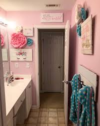 Girls Unicorn Bathroom | Girls Bathroom In 2019 | Girl Bathroom ... Jackandjill Bathroom Layouts Pictures Options Ideas Hgtv Small Faucets Splash Fitter Stand Best Combination Sets Towels Consume Holders Lowes Warmers Towel 56 Kids Bath Room 50 Decor For Your Inspiration Toddler On Childrens Design Masterly Designs Accsories Master 7 Clean Kidfriendly Parents Amazing Style Home Fresh Fniture Toys Only Pinterest Theres A Boy In The Girls Pdf Beautiful Children 12