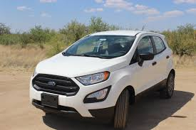 100 Truck Stop Tucson Az New 2018 Ford EcoSport For Sale Or Lease Near AZ VIN
