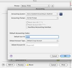 Click Print Button 12 To Save The Settings As And Name Preset For Example Accounting