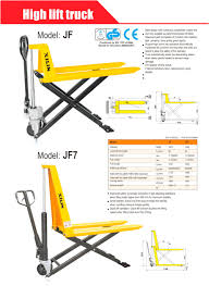 XILIN High Lift Hand Pallet Truck (JF) For Material Handling ... 2500kg Heavy Duty Euro Pallet Truck Free Delivery 15 Ton X 25 Metre Semi Electric Manual Hand Stacker 1500kg High Part No 272975 Lift Model Tshl20 On Wesco Industrial Lift Pallet Truck Shw M With Hydraulic Hand Pump Load Hydraulic Buy Pramac Workplace Stuff Engineered Solutions Atlas Highlift 2200lb Capacity Msl27x48 Jack The Home Depot Trucks Jacks Australia Wide United Equipment