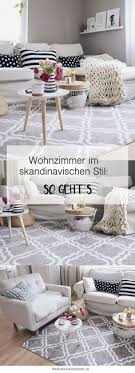 dekoration kurzflor teppich eule muster in grau wohnzimmer