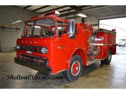 100 Ford Fire Truck 1974 For Sale ClassicCarscom CC1043146