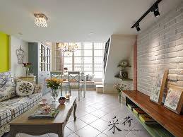 color lotus design wohnzimmer im landhausstil fliesen weiß