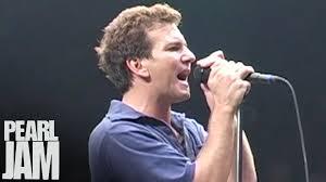 Yellow Ledbetter Live at Madison Square Garden Pearl Jam