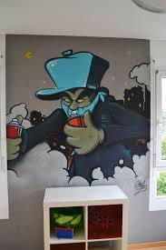chambre enfant suisse graffiti chambre enfant