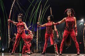 Cirque Du Soleil Cabinet Of Curiosities Seattle by Cirque Du Soleil