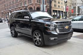 2016 Chevrolet Tahoe LTZ Stock M468A for sale near Chicago IL