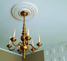 decoration lovely large ceiling medallions wide bronze for light