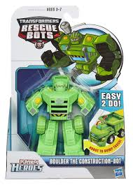 Toy Fair 2015 - Transformers Rescue Bots Playskool Heroes New ...