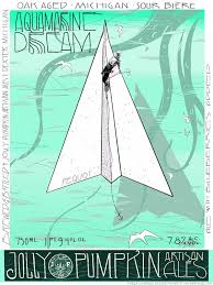 Jolly Pumpkin Artisan Ales by Jolly Pumpkin Adding Aquamarine Dream Blueberry Saison