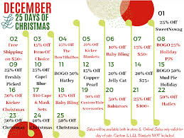 25 Days Of Christmas! - Lincoln&Lexi Kiss My Keto Coupon Code Chocolate Bar Energy Supplement Godaddy Promo Jungle Scout Discount 2019 Grab 50 Off November Best Magento 2 Extension Fast Import Generate Discounts Coupons 19 Ways To Use Deals Drive Revenue Club Factory Coupon Code And How Apply 3629816 Get 650off Freshly Picked With Guide Youtube Winc Wine Review 20 Off Fabfitfun Codes Creating Discount Codes Customer Support Freshmenu Vouchers Rs100 Off Nov
