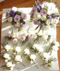 Gorgeous Vintage Shabby Chic Rustic Wedding Flowers With