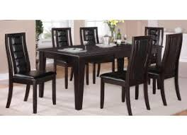Era 7PC SET Table And 6 Side Chairs
