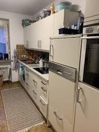 gebrauchte küche inkl kühlschrank gefrierschrank herd