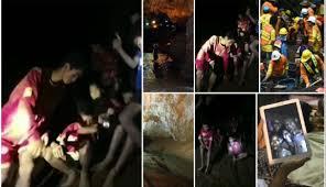 FIFA Invita A Niños Futbolistas Que Fueron Rescatados En Tailandia A