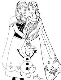 color pages frozen coloring pictures of frozen characters frozen characters to color frozen coloring pages to