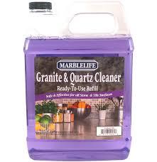 Marblelife DIY Best Granite Countertop Cleaner & Quartz