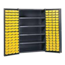 Free Standing Storage Cabinets For Garage by Adjustable Shelves Edsal Free Standing Cabinets Garage