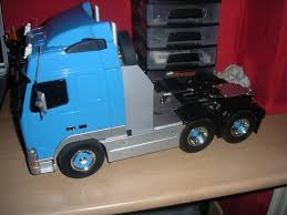 100 Chucks Trucks Forum A Few Older Pics Of My Tamiya Big Rig Trucks Replica Scale RC