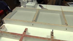 Video 2 of 2 Steelike™ concrete mix design mixing and finishing