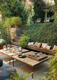 Backyard Decorating Ideas Pinterest by 25 Trending Sloping Garden Ideas On Pinterest Sloped Backyard