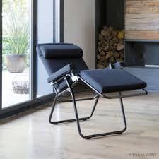 siege relax lafuma lafuma fauteuil relax multiposition pliant en acier et polyester