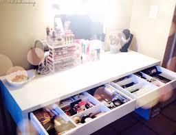 Corner Desk Ikea Micke by Ikea Micke Desk Makeup Storage Maxresdefault Everyday Organization