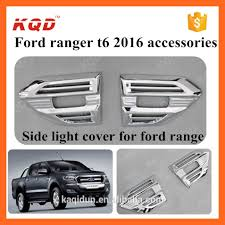 Pickup Truck Accessories Side Light Chrome Trim Accessories Side ...